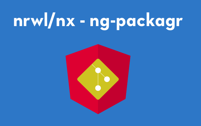 Multiple packages repository with Angular